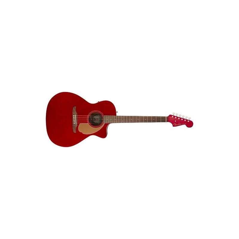 Fender Newporter Plyr Candy apple red