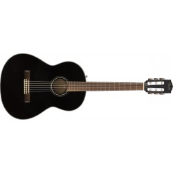 Fender CN60s nylon black wn