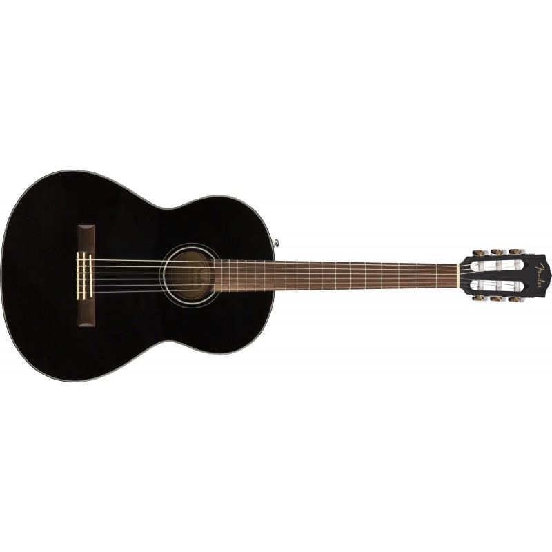 Fender CN60s nylon black wn