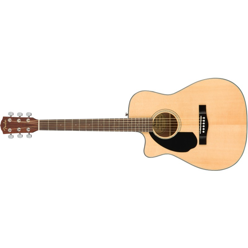 Fender CC60sce concert LH nat wn