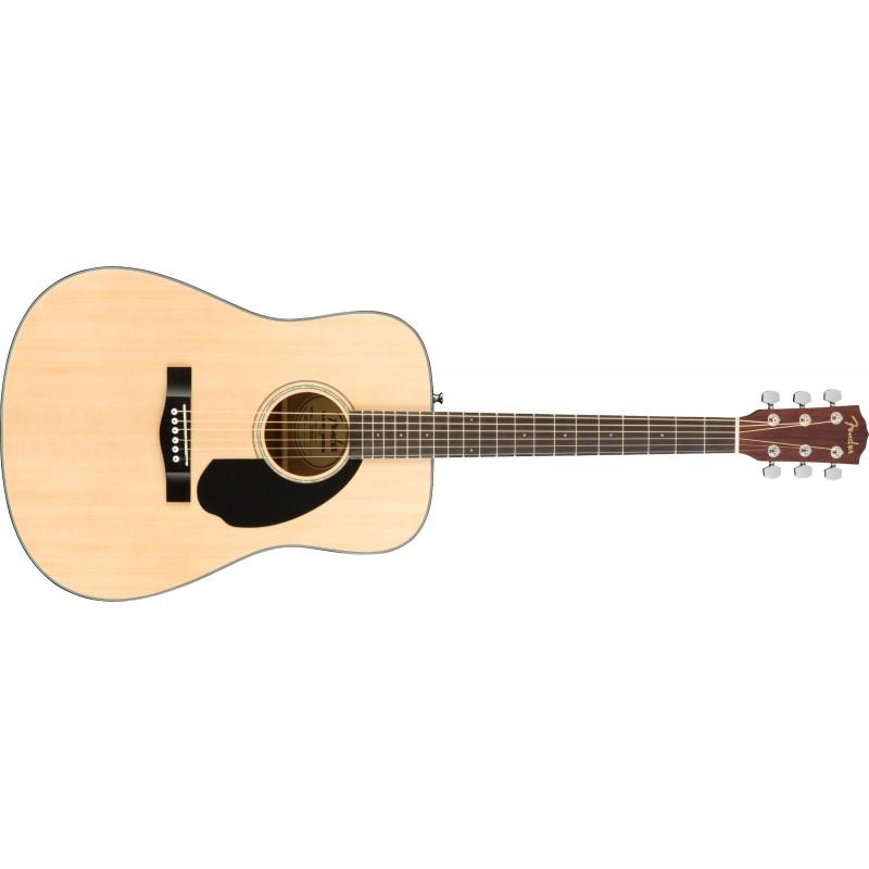 Fender CD60s dread nat wn