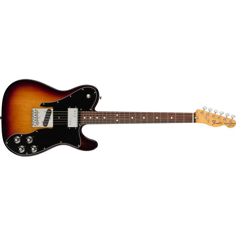 Fender American Original Telecaster 70 Custom RW 3TS