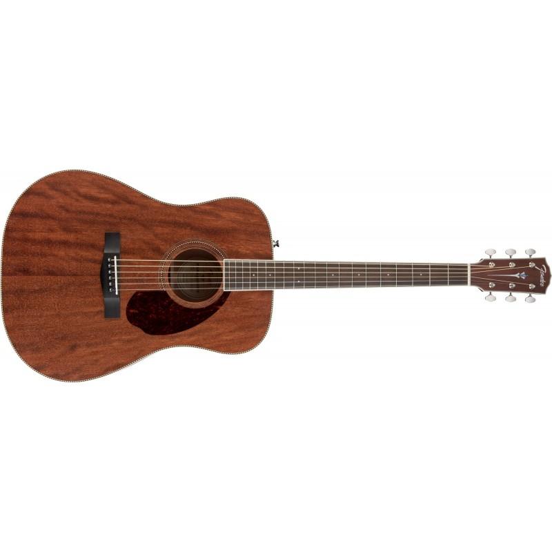 Fender PM1 dread all mah w/case PM1 AM NE NAT