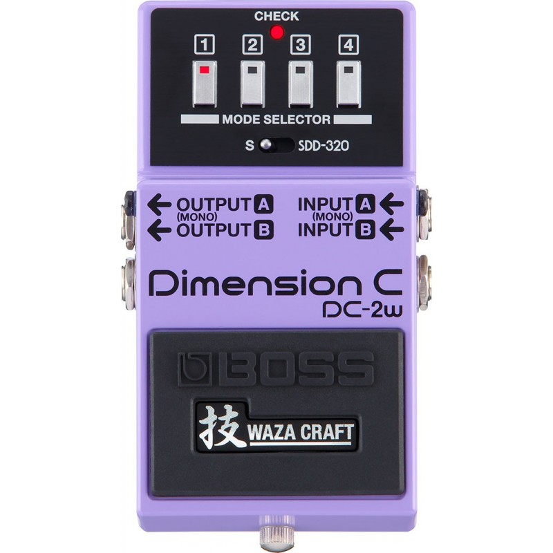 Boss DC2W Dimension C Waza Craft