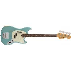 Fender Justin Meldal Johnsen Road Worn Mustang Bass