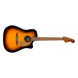 Fender Redondo player sunburst wn