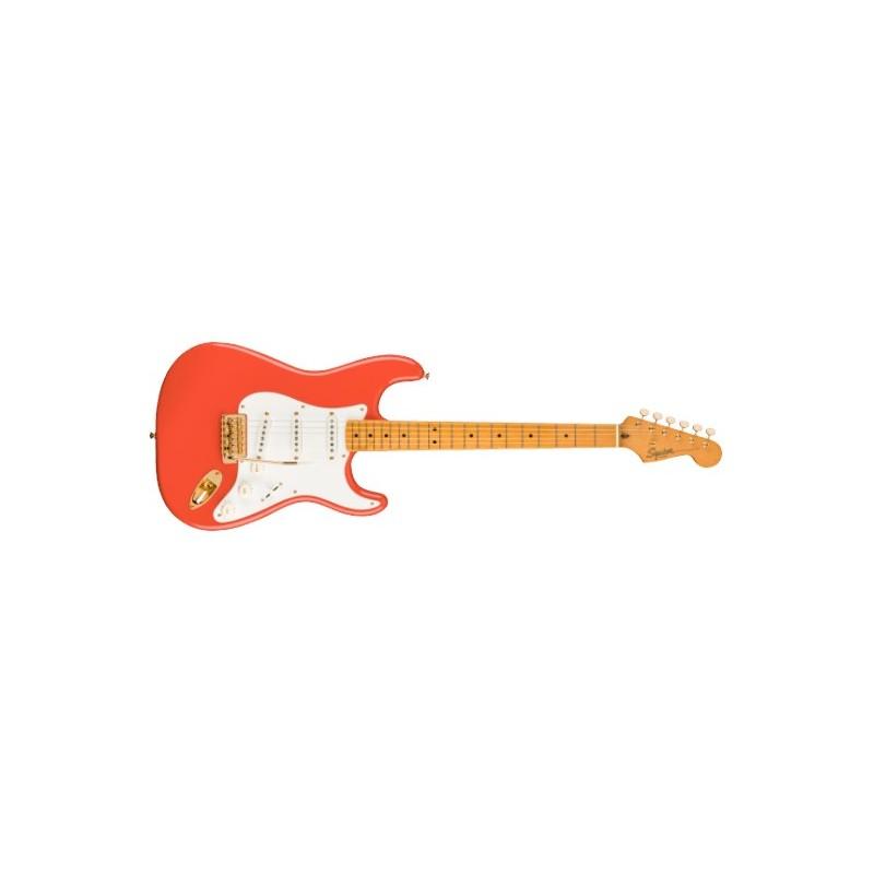 Squier FSR CV 50 Stratocaster MN GHW FRD