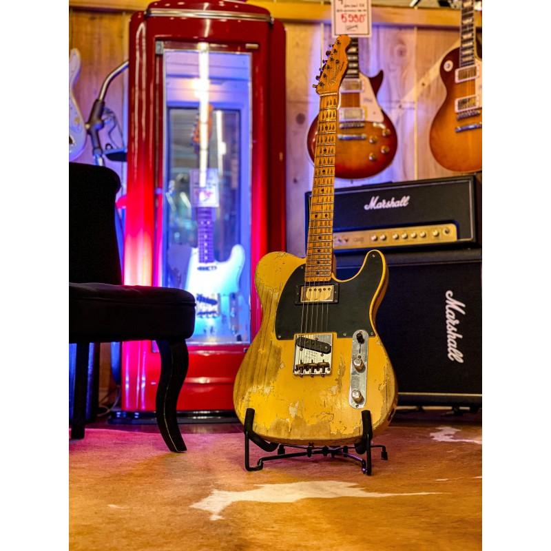 Fender Telecaster W20 LTD 51 HS Super heavy relic