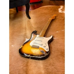 Fender Stratocaster Heavy Relic MN 2 Masterbuilt todd krause