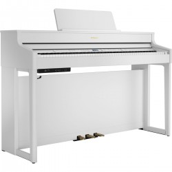 Roland HP702WH Blanc + stand KSH704/2WH