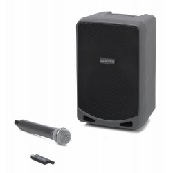 SAMSON XP106W Sono portable 100W