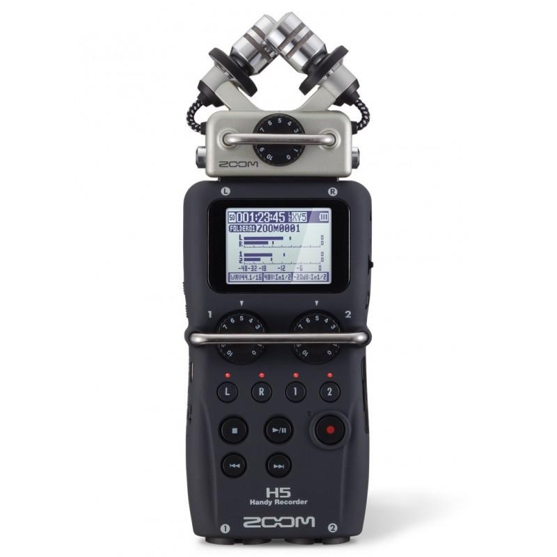 Zoom H5 + KIT APH accessoires