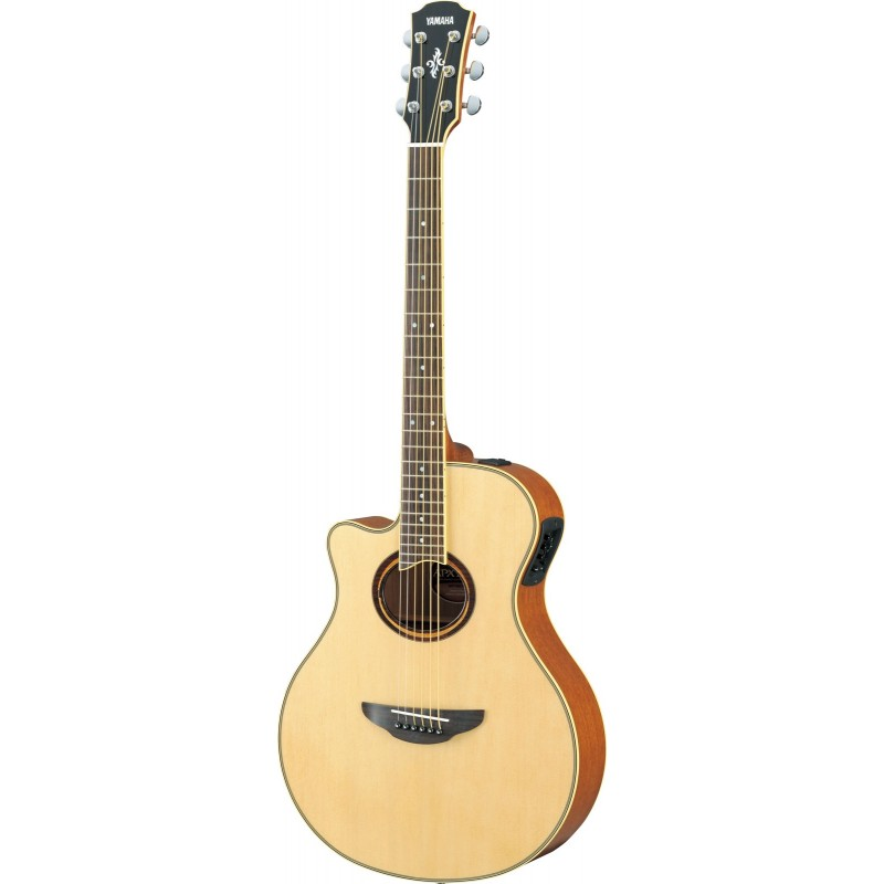 Yamaha APX700 II lh gaucher naturel