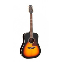 Takamine GD71 bsb brown sunburst