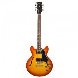 Gibson ES339 Gloss Light Caramel Burst