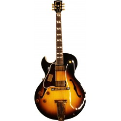Gibson l4 mahogany gaucher left hand vintage sunburst