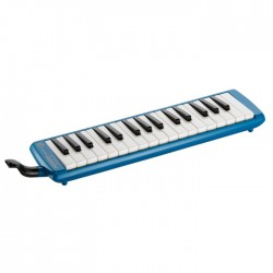 Hohner Melodica student 32 bleu