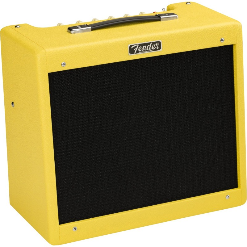 Fender Limited Edition Blues Junior Yellow swamp