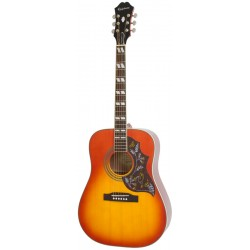 Epiphone Hummingbird pro fcb faded cherry burst