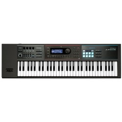 Roland Juno DS 61 touches