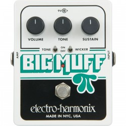 Electro harmonix PI Wicker big muff