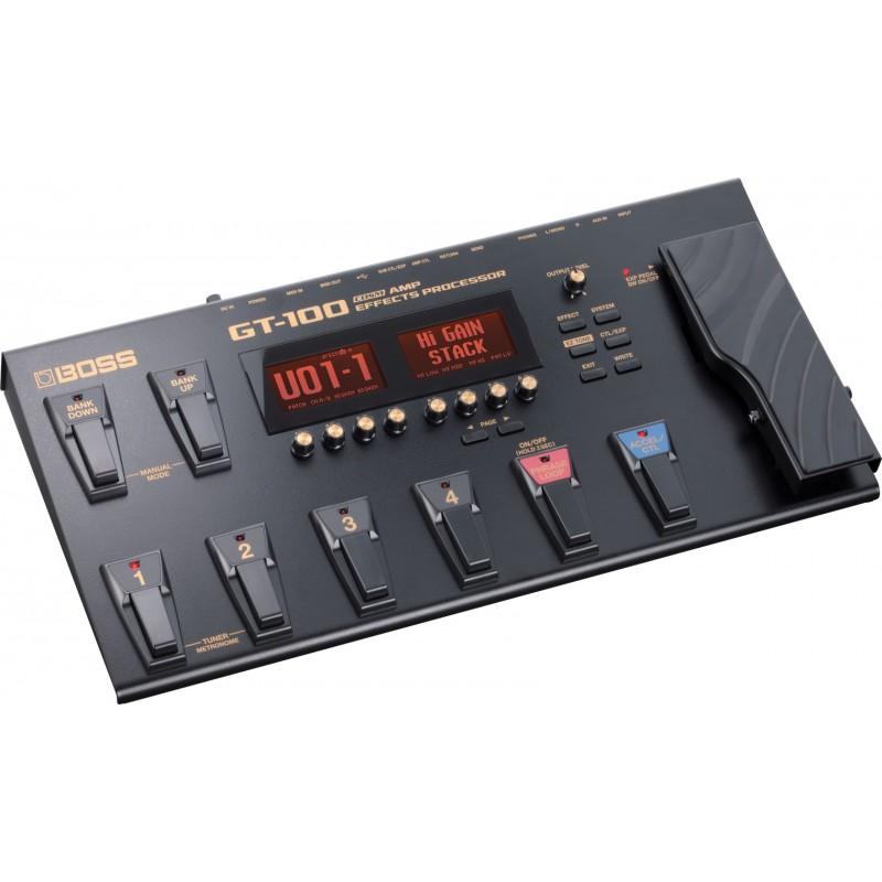 Roland Boss GT100