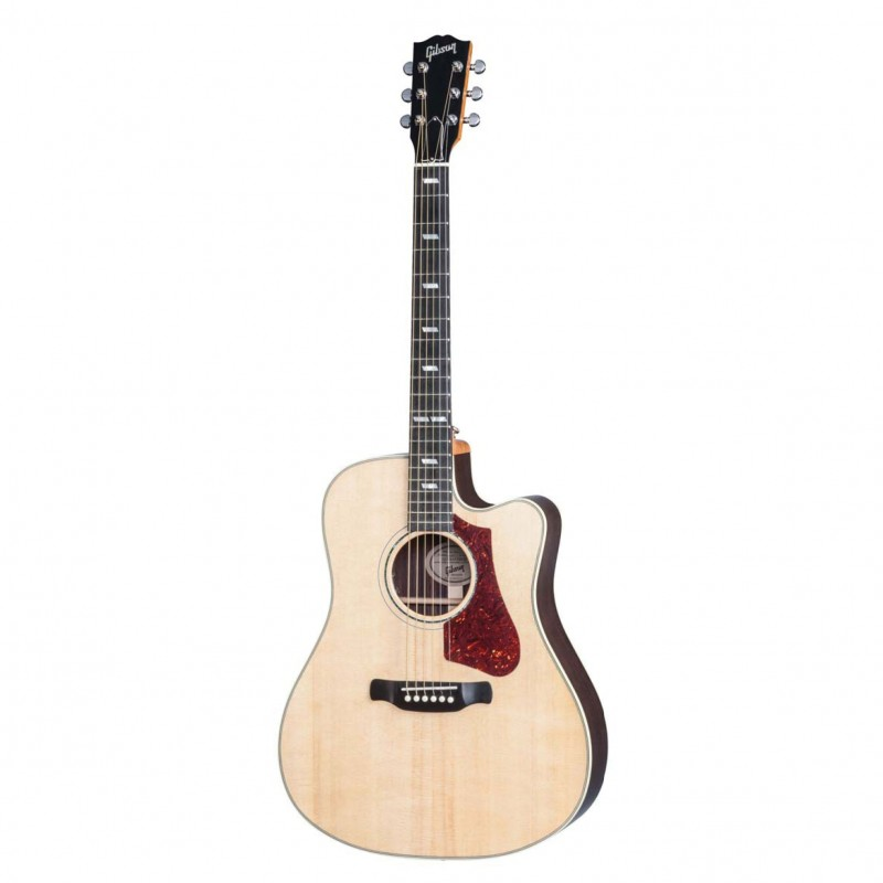 Gibson 2018 hummingbird rosewood ag antique naturel