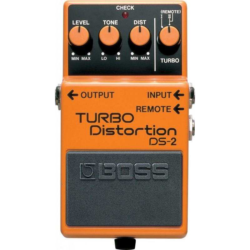 boss DS2 turbo distortion