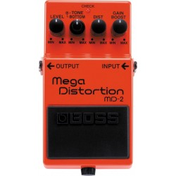 Boss Mega distortion MD2