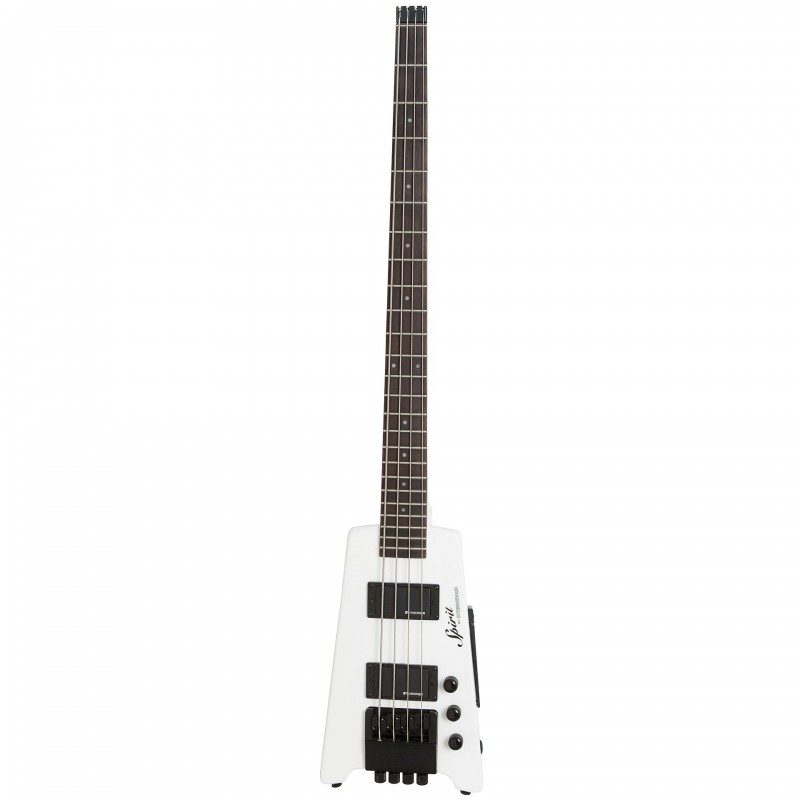 Steinberger Spirit XT 2 bass outfit wh white