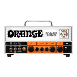 Orange signature brent terror 15w head