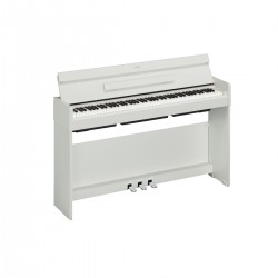 Yamaha YDP s34 WH white blanc mat