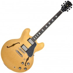 Gibson es 335 traditional dark vintage naturel