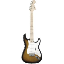 Squier affinity stratocaster mn 2ts 2 tons sunburst