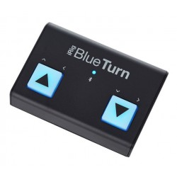 irig blue turn