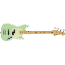 Fender Mustang Bass MN SFP