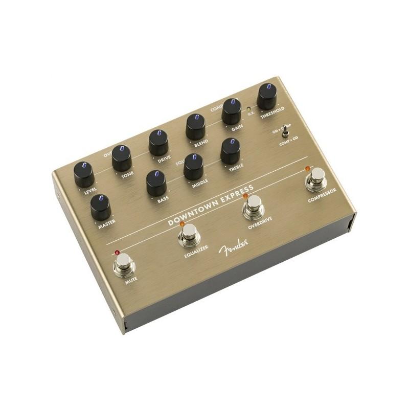 Fender Downtown express bass multi effet
