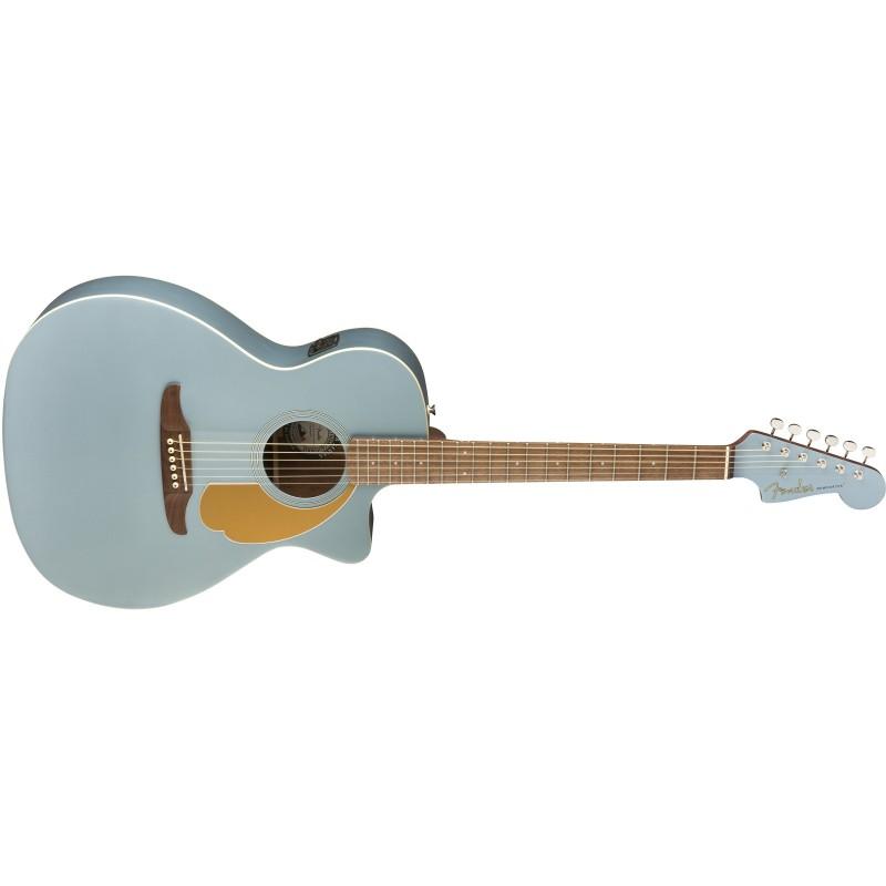 Fender Newporter Player Ice Bl Satin W