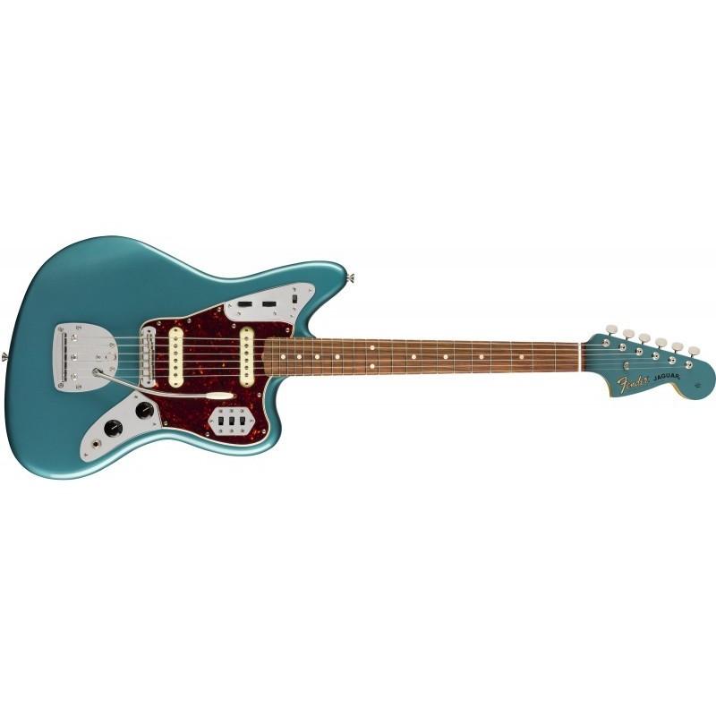 Fender Jaguar Vintera 60s Ocean Turquoise