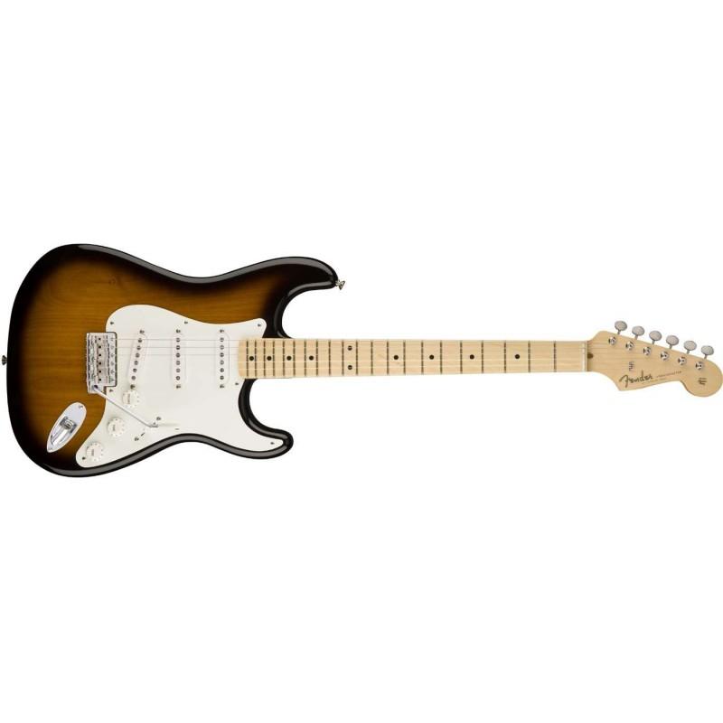 Fender american original 50 stratocaster mn 2TSB 2 tons sunburst
