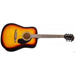 Fender FA 125 dreadnought SB WN