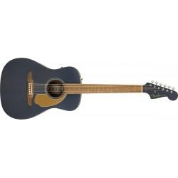 Fender Malibu Player midnight satin MDN WN