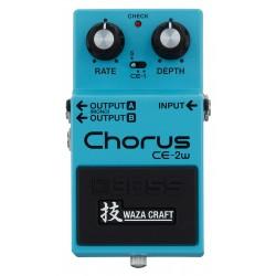 Boss CE2W Chorus Waza Craft