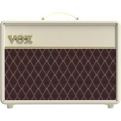Vox ampli guitare lampes AC Custom edition limité cream Bronco