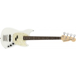Fender American performance Mustang Bass RW AWT