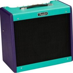 Fender TT FOAM PUR Blues Junior IV Eminence Cannabis Rex Purple Seafoam