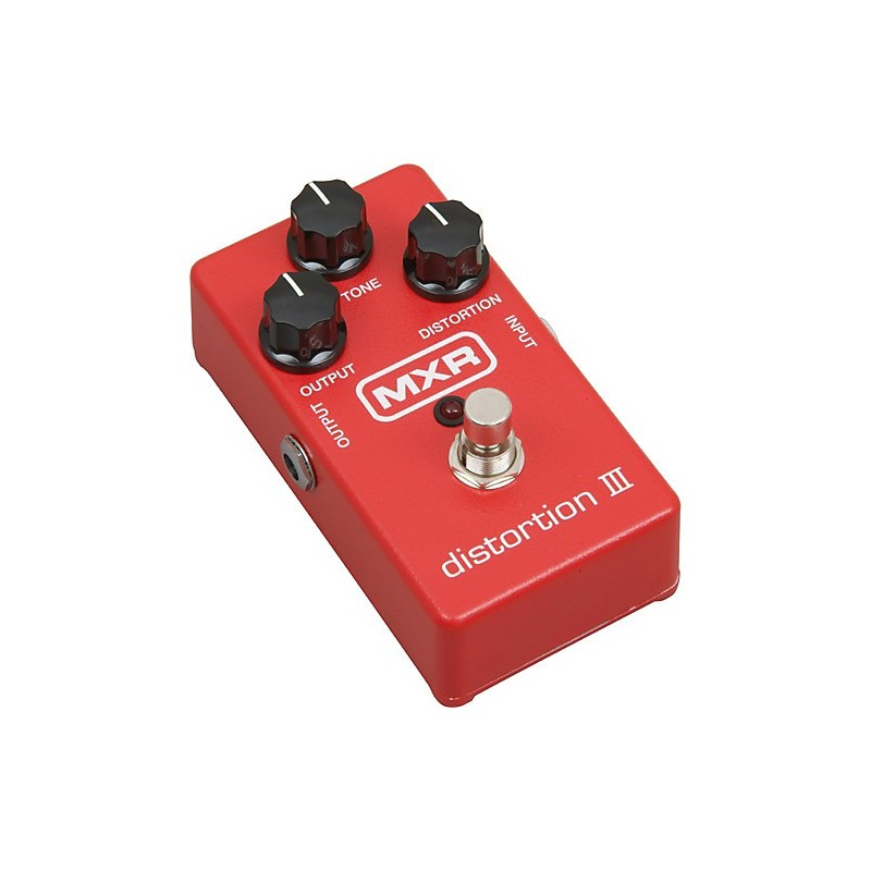 MXR M115 Distortion III 3