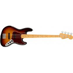 Fender American PRO II Jazz Bass MN 3TSB Maple Neck 3 tons Sunburst