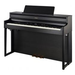 Roland HP704CH Noir + stand KSH704 2CH