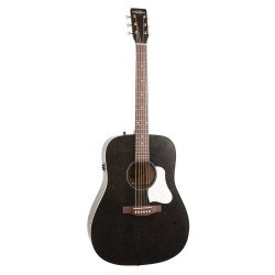 Art et lutherie americana tennessee faded black dreadnought